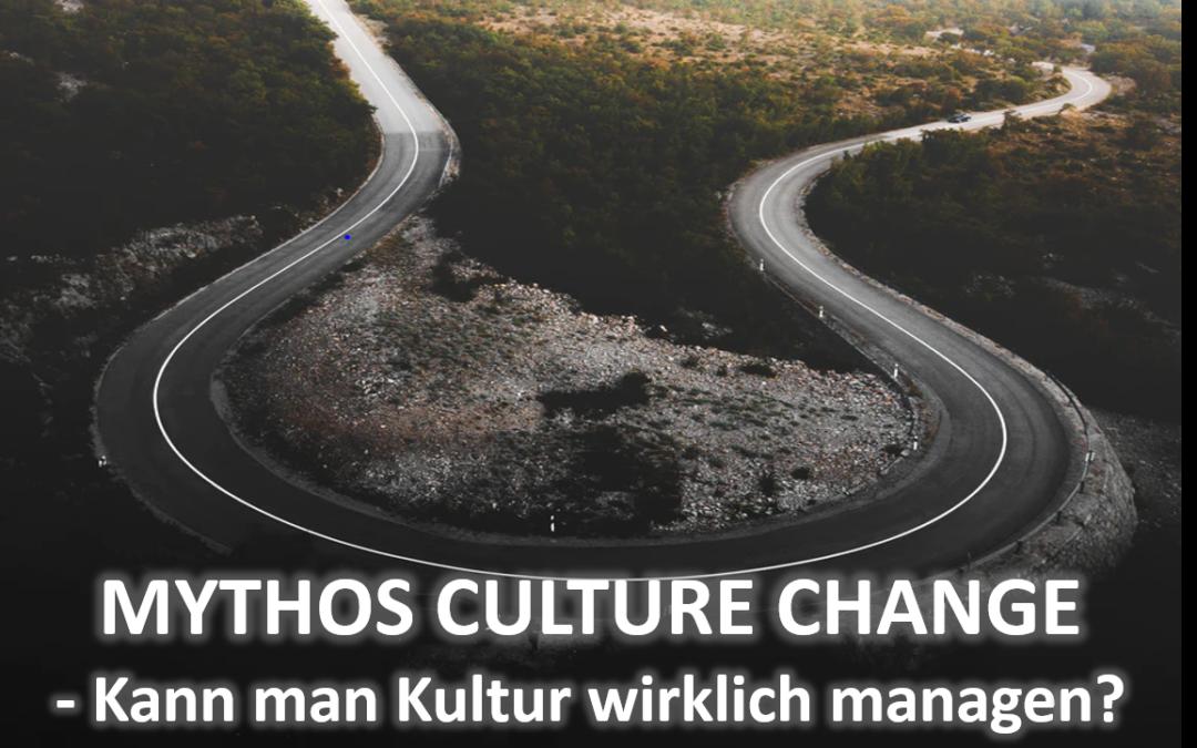 Mythos Culture Change