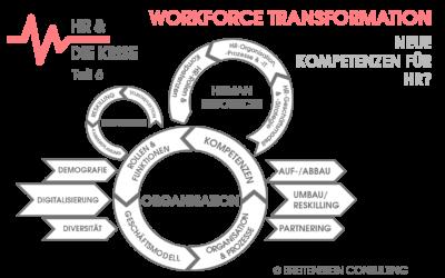 WORKFORCE TRANSFORMATION – Neue Kompetenzen für HR?